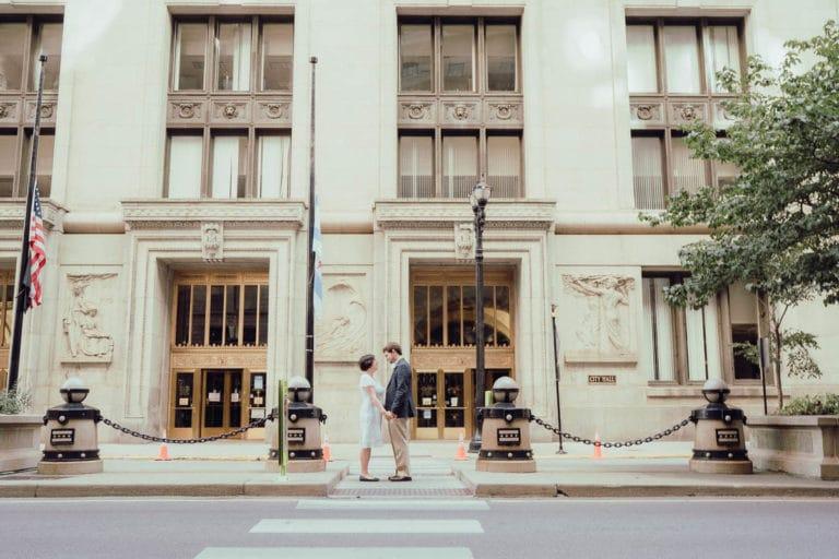 Chicago City Hall Weddings